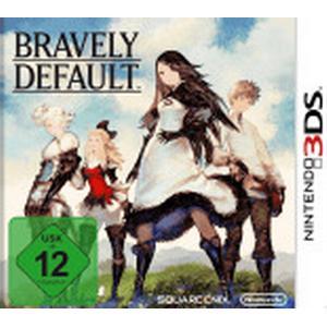 Bravely Default [Nintendo 3DS]